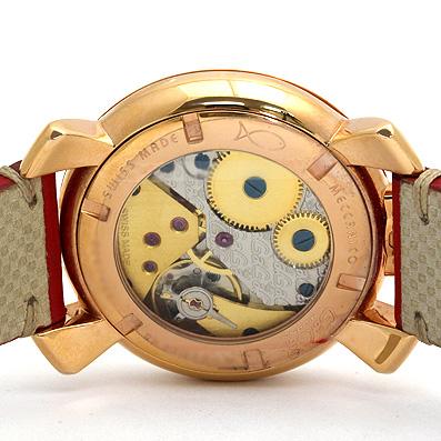 new style 8514f 54021 ガガミラノ 腕時計 ブルーク 歴史に名高い名品をプレゼントに
