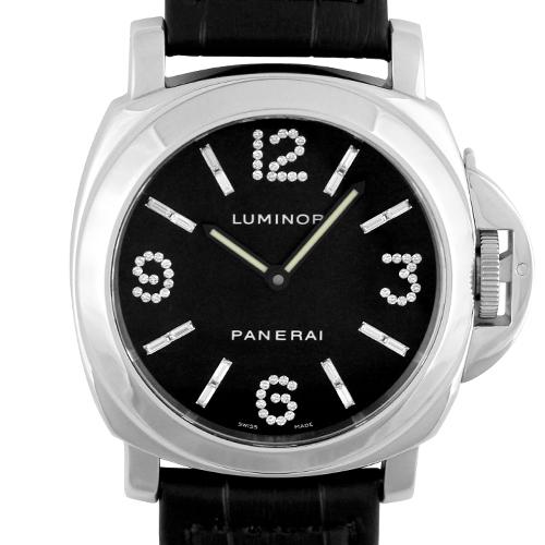 PAM00030 ルミノール ダイヤモンドセット 手巻き